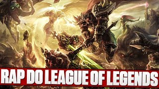 Rap do League of Legends