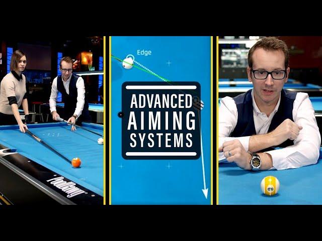 Advanced Billiard Tutorial #9: AIMING SYSTEMS!! -- Venom Trickshots