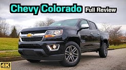 2019 Chevy Colorado Diesel: FULL REVIEW + DRIVE | More Tech and Equipment for 2019!
