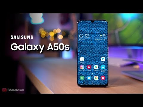 Samsung Galaxy A50s OFFICIAL
