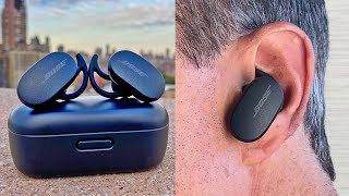 Bose QuietComfort Earbuds review: Best noise canceling