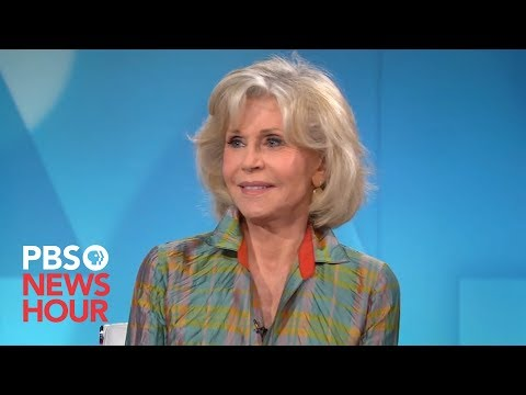 Jane Fonda on getting arrested and being an older activist: 'What have you got to lose?'