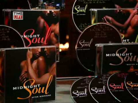 Midnight Soul Collection from Time-Life