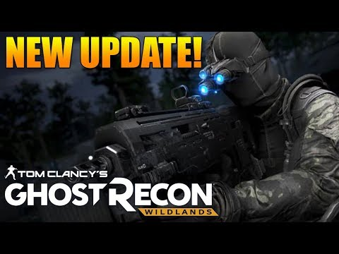 NEW ECHELON OPERATOR, GAME MODE, & MAPS GAMEPLAY! | NEW Ghost Recon Wildlands PVP Update