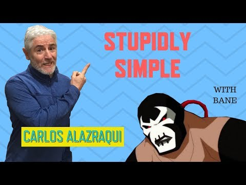 Carlos Alazraqui: Stupidly Simple - Bane