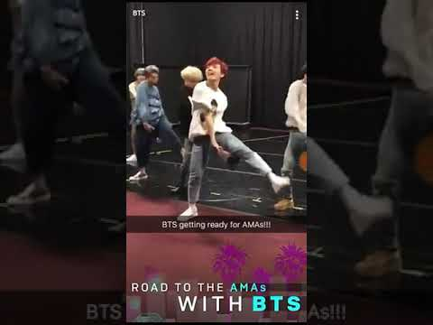 BTS Snapchat Discover Story: Journey from Seoul to LA