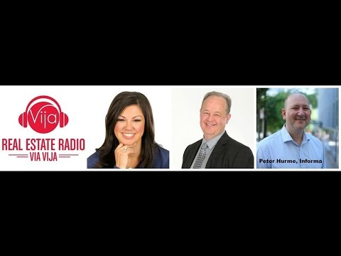 Real Estate Radio Via Vija Interviews Peter Hurme of Informa about Chinese Investors in Seattle