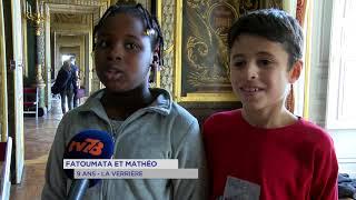 Musique : des jeunes verrièrois en stage au château de Versailles