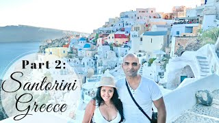 Part 2:2014 Things To Do In Santorini Greece Oia Fira Travel Vlog / Walking Tour / Follow Me Around(Part 2 July 2014 Things To Do In Santorini Greece Travel Vlog Follow Me Around Walking Tour Travel Video. In this series, we will show you around Oia and ..., 2015-07-01T15:54:33.000Z)