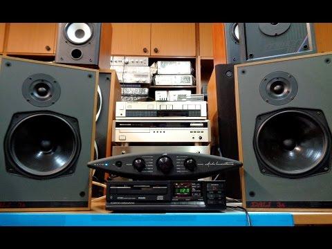 Philips CD-152 + Alto + Dali 3a