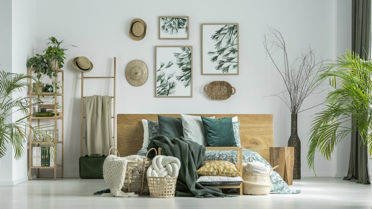 "2019 Home Decor Trends: 3 Ways To Mix ""Jungalow"" With Boho"