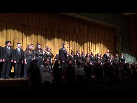 "KHS Combined Choirs Sing ""You Will Be Found"" (from ""Dear Evan Hansen"")"