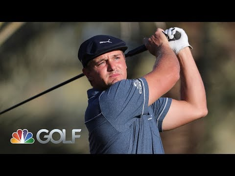 Bryson DeChambeau takes it to next level with Chris Como | Swing ...