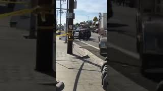 RAPPER NIPSEY HUSSLE DEAD AFTER SHOOTING