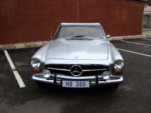 1969 Mercedes Benz Sl Class 280 Sl Auto Auto For Sale On Auto Trader South Africa