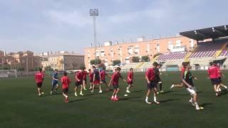 Calentamiento Fútbol (Rango de Movimiento)