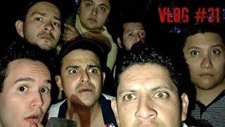 ¡ALGO NOS ATAC0! *nos perdimos por la noche en el bosque* - #LosCompadres 31