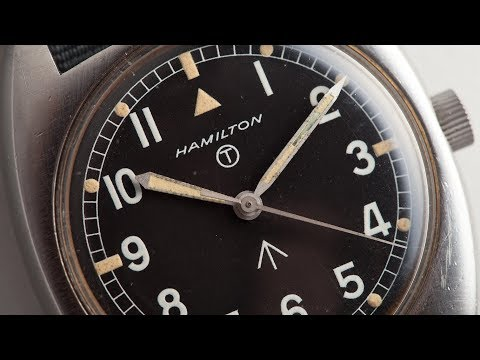 A VINTAGE HAMILTON W10 MILITARY WATCH | LUG2LUG