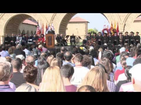 Stanford University 125th Opening Convocation Ceremony