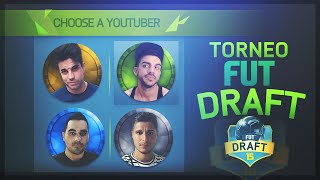 FIFA 15 | TORNEO FUT DRAFT | MI PLANTILLA | DjMaRiiO