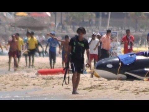 Tunisia Attack Video on Juni 2015