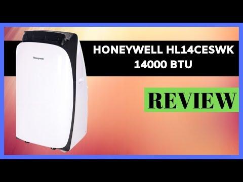 HONEYWELL 14000 Btu Portable Air Conditioner Review (Model: HL14CESWK)