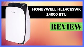 HONEYWELL 14000 Btu Portable Air Conditioner Review (Model: HL14CESWK)