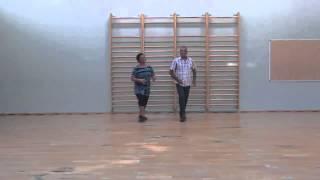 Révérence ChaCha & Kiss _ Line Dance