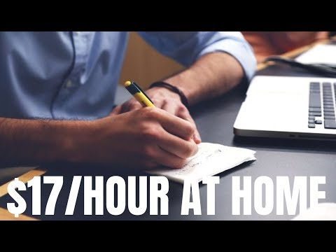 Work-From-Home Job Paying $17/Hour Hiring In NY 2019