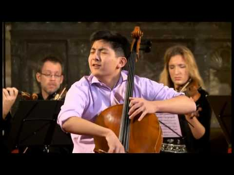 Prayer. Ernest Bloch, arr. L. Woolf. Noah Lee, Cello.