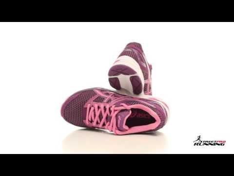 Asics Gel Phoenix 7 Mujer Violeta - StreetProRunning