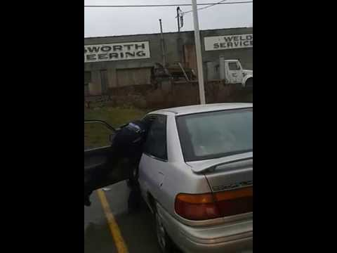 Cops search car without permission