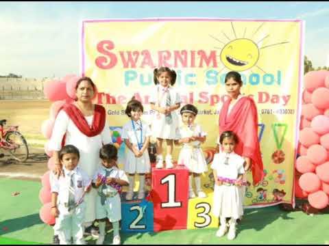 Annual Sports Day 2017Swarnim Public School Jabalpur M P
