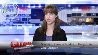 Shortage of Available Men In Hong Kong