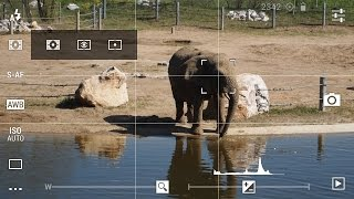Take stunning pictures with your mobile with DSLR Camera App