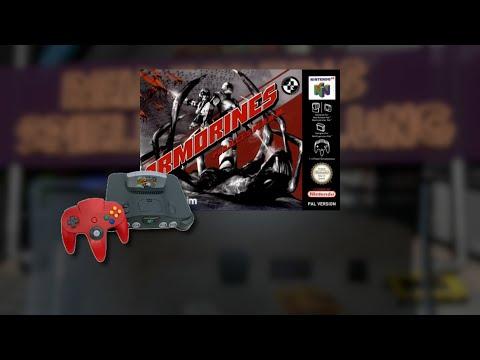 Gameplay : Armorines Prj Swarm [Nintendo 64]