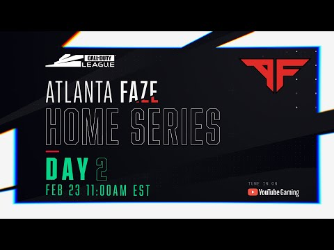 Call of Duty League 2020 Season | Atlanta FaZe Home Series | Day 2
