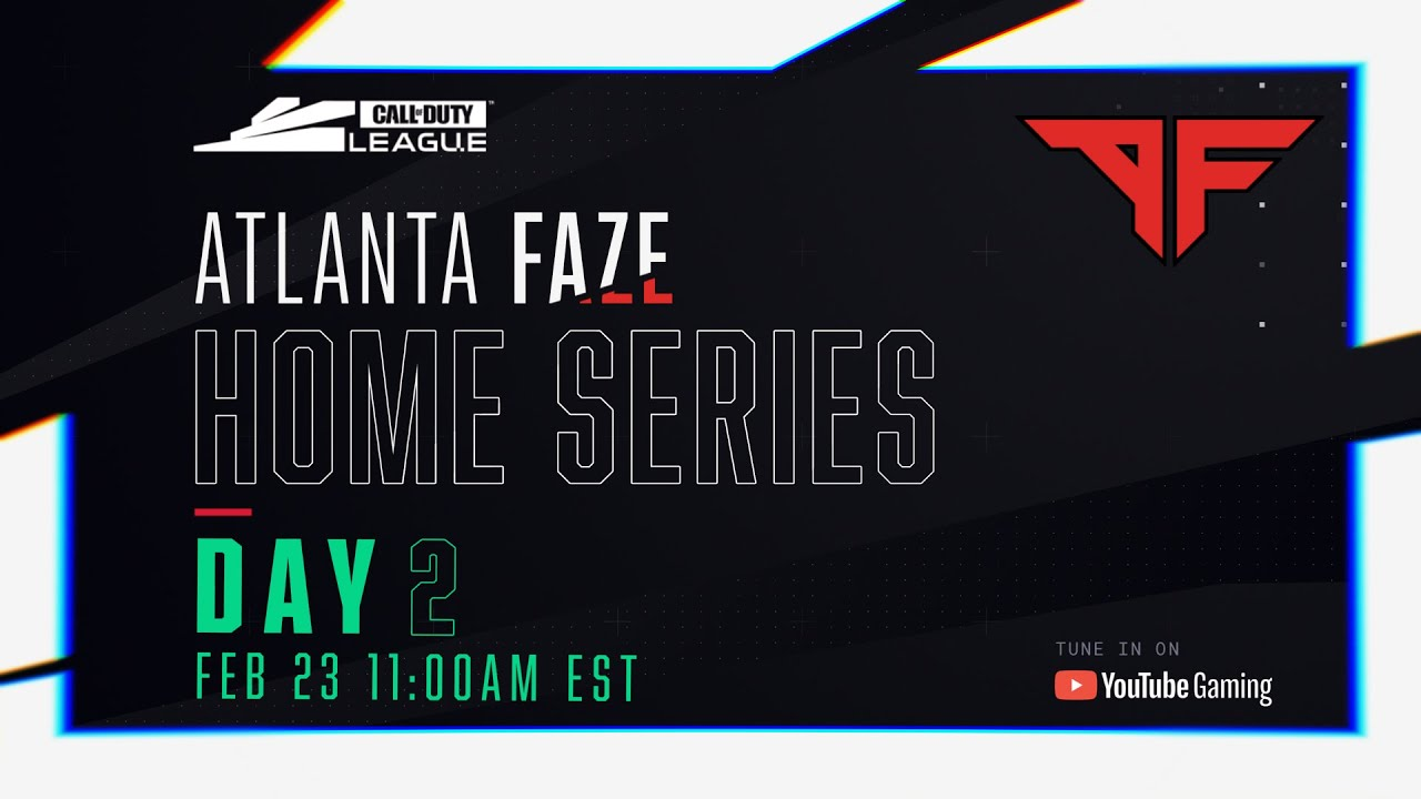 Call of Duty League 2020 Season | Atlanta FaZe Home Series | Day 2 thumbnail