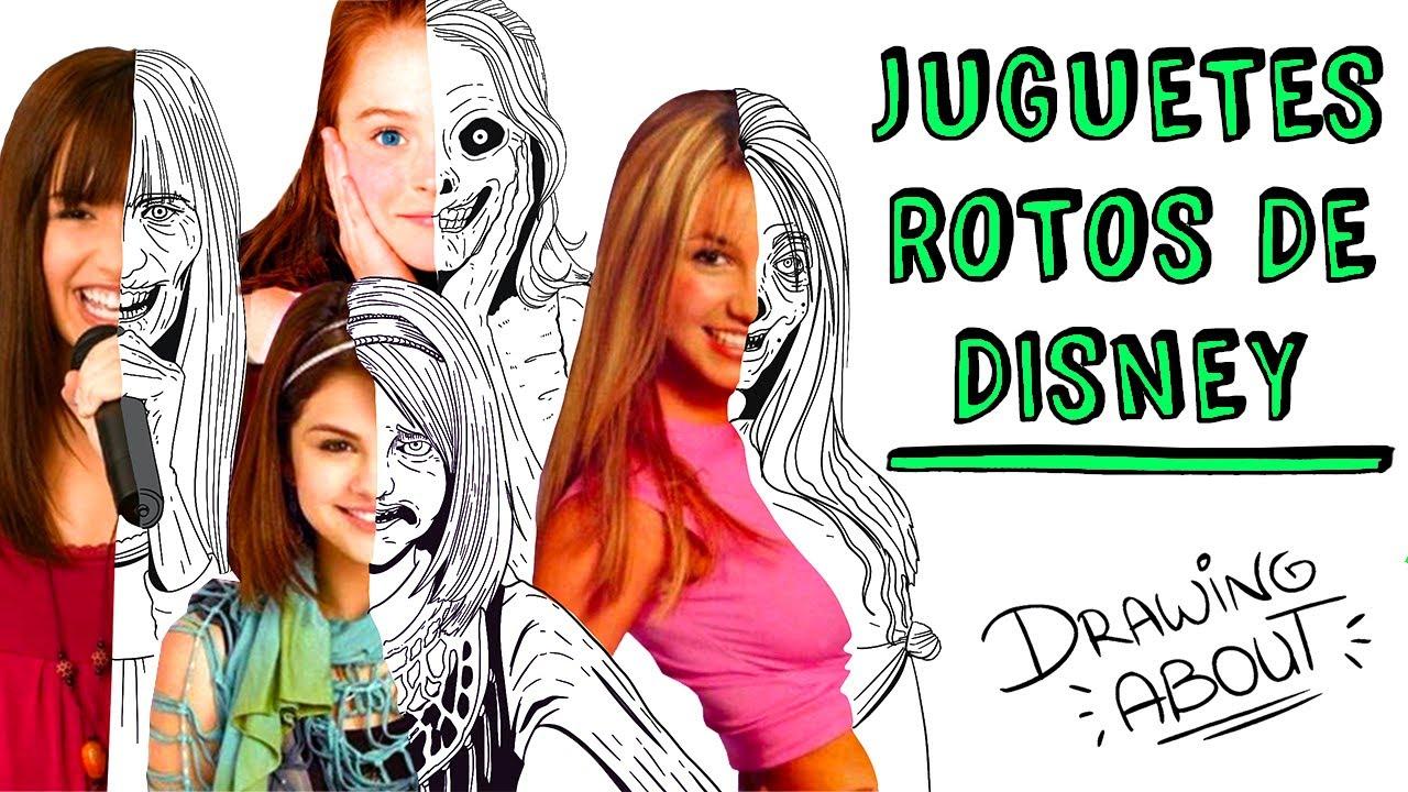 JUGUETES ROTOS DISNEY   Draw My Life