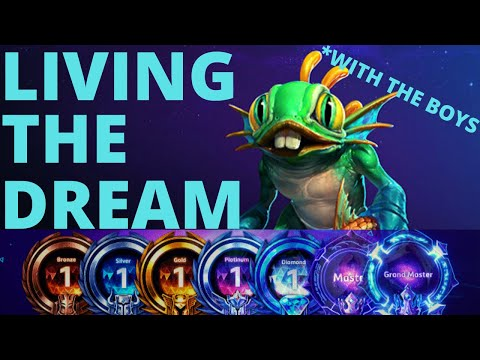 Murky March Of The Murlocs - THE BOYS ARE LIVING THE DREAM! - Bronze To GM Season 3 (Silver 3)