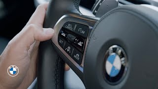 【BMW】BMW360°SAFETY GUIDE アクティブ・クルーズ・コントロール(ストップ&ゴー機能付)