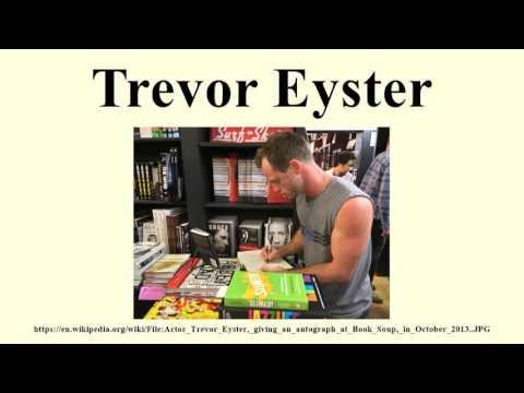 Trevor Eyster