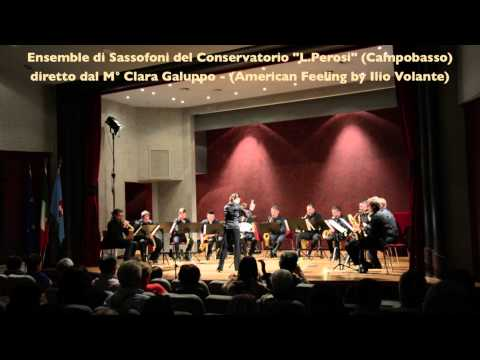 Ensemble di Sax del Conservatorio