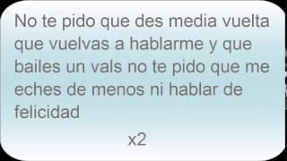 Julion Alvarez FT Ricardo Montaner - No te vayas (LETRA)