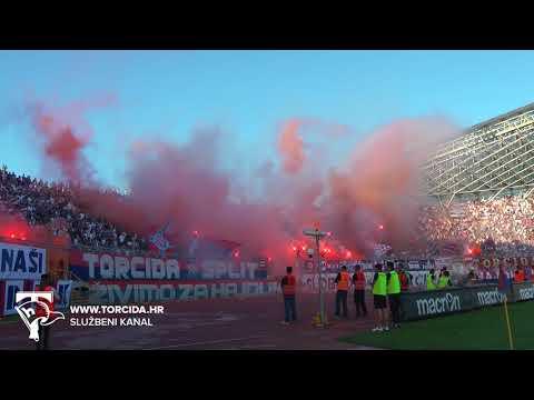 Torcida Split / HNK Hajduk Split - GNK Dinamo Zagreb 1:2 (31.kolo HT Prva Liga)