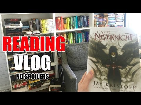 READING VLOG 2019 || Nevernight by Jay Kristoff || Books with Emily Fox Mp3