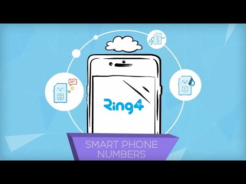 Ring4 - 2nd phone number app