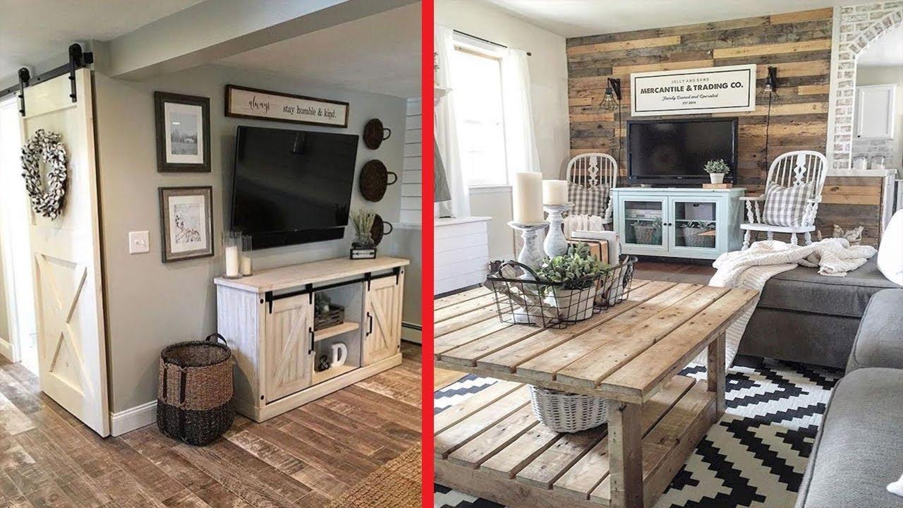 Cozy Living Room Decorating Ideas Rustic