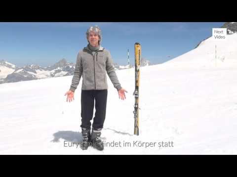 Ski-Eurythmie 1:  Einführung
