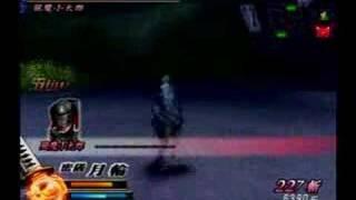 Sengoku Basara 2 -  after midlevel